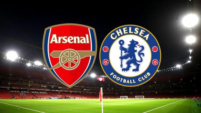 TRỰC TIẾP bóng đá Arsenal vs Chelsea, Ngoại hạng Anh (22h30, 22/8)