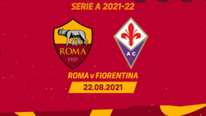 Soi kèo nhà cái Roma vs Fiorentina. Thể thao TV trực tiếp bóng đá Ý (01h45, 23/8)
