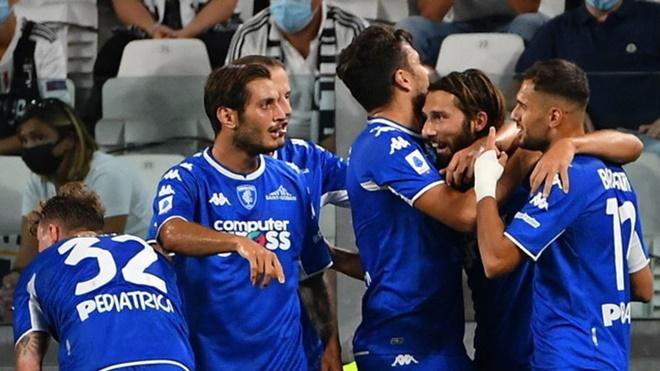 Juventus 0-1 Empoli: Thua sốc đội mới lên hạng, Juventus đã thấy nhớ Ronaldo?