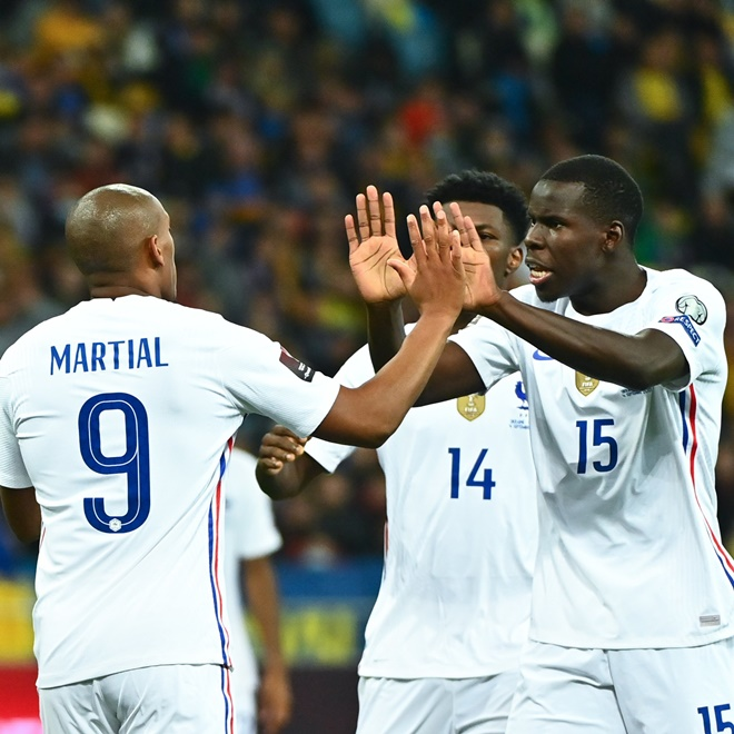 ket qua bong da, kết quả bóng đá, kết quả bóng đá hôm nay, kết quả vòng loại World Cup 2022, KQBD, vòng loại World Cup 2022 châu Âu, Ukraina vs Pháp, Hà Lan vs Montenegro
