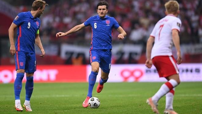 Kết quả Ba Lan vs Anh. Maguire bỏ túi Lewandowski, được fan MU ca ngợi hết  lời | TTVH Online