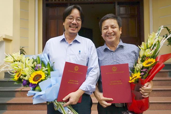 'Táo giao thông' Chí Trung trở thành tân Giám đốc Nhà hát Tuổi Trẻ