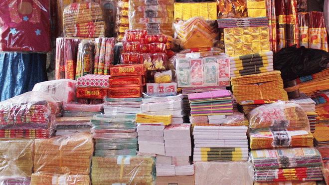 Giáo hội Phật giáo Việt Nam đề nghị loại bỏ việc đốt vàng mã