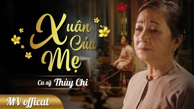 Ca sĩ Thùy Chi: Và xuân này con đã về bên mẹ