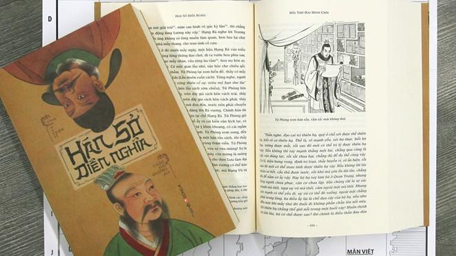Sau 100 năm, 'Hán Sở tranh hùng' đã có bản dịch trọn vẹn và đầy đủ
