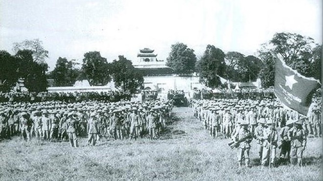 Lễ chào cờ lịch sử ngày 10/10/1954 sẽ được tái hiện thế nào tại Hoàng Thành Thăng Long?