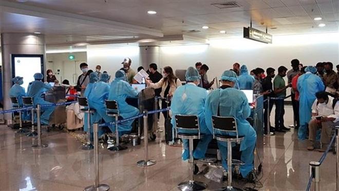 Cập nhật dịch COVID-19: Việt Nam đã có 134 ca, rà soát mọi trường hợp nhập cảnh từ 8/3