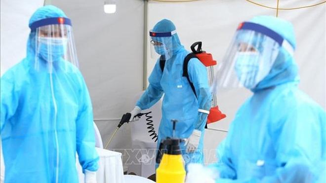 Tình hình dịch COVID-19 tại Việt Nam cập nhật mới nhất từ Bộ Y tế: Việt Nam có thêm 5 ca mới vào sáng 1.4