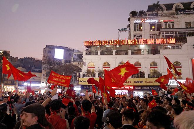 Cám ơn các chàng trai U23 Việt Nam, giấc mơ của chúng ta không dang dở