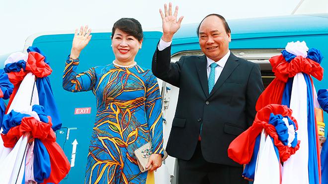Thủ tướng Nguyễn Xuân Phúc sẽ thăm chính thức Hợp chủng quốc Hoa Kỳ