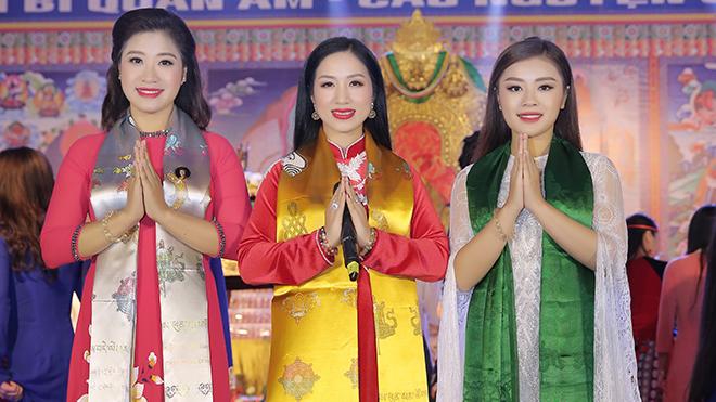 Nghệ sĩPhương Nga dàn dựng 'Tây Thiên Ca' mang âm hưởng Phật giáo