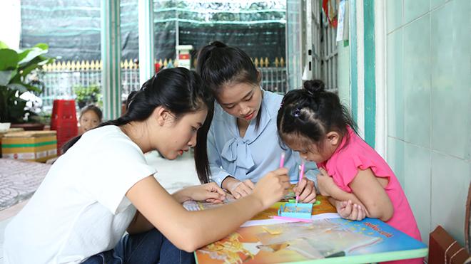 Dự án nhân ái đầu tiên của Miss World Việt Nam 2019