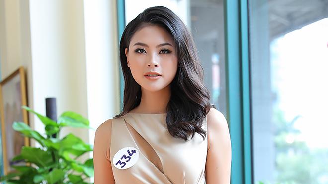 Đào Hà, Phạm Anh Thư dự thi Hoa hậu Hoàn vũ Việt Nam