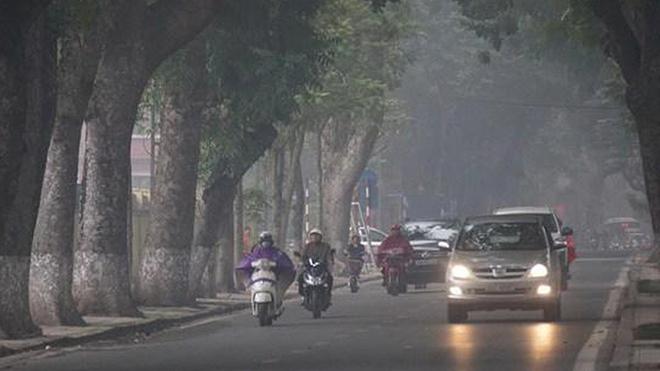 Đêm mùng 2 Tết Bắc Bộ giảm mưa, Bắc Trung Bộ có mưa rải rác, trời rét