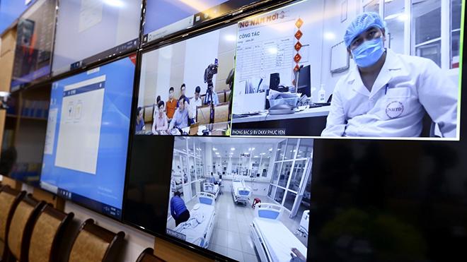 Cập nhật dịch COVID-19 ngày 23/3: Ca bệnh 122 đang được cách ly tại Hương Sơn - Hà Tĩnh