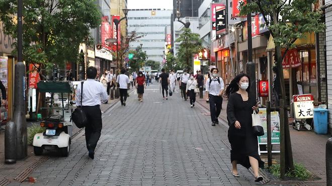 Dịch COVID-19: Nhật Bản ghi nhận số ca nhiễm mới theo ngày cao nhất trong hơn 1 tháng