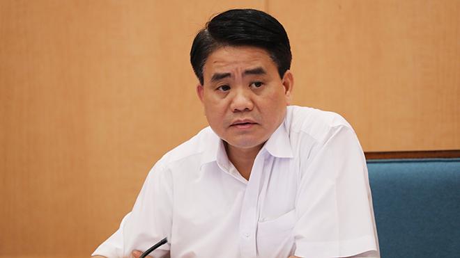 Khởi tố bị can, bắt tạm giam đối với ông Nguyễn Đức Chung về hành vi 'Chiếm đoạt tài liệu bí mật nhà nước'
