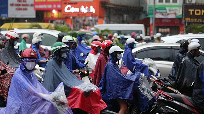Thời tiết 14/9: Bắc Bộ mưa to, đề phòng lũ quét, sạt lở đất và ngập úng cục bộ