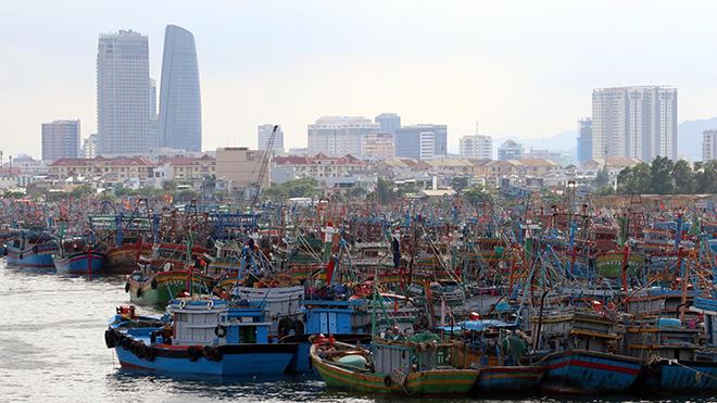Bão số 9: Đà Nẵng yêu cầu người dân không ra khỏi nhà từ 20 giờ ngày 27/10