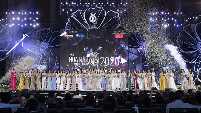 Hoa hậu Việt Nam 2020: 35 người đẹp nhất chính thức bước vào Chung kết