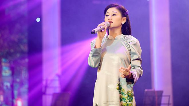 Ca sĩ Lê Minh Ngọc: Hài lòng khi giành Á quân Giọng hát hay Hà Nội 2020