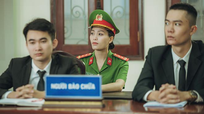 Sao Mai Huyền Trang vào vai nữ cảnh sát hình sự trong phim ca nhạc 'Nắng lên bên mẹ'