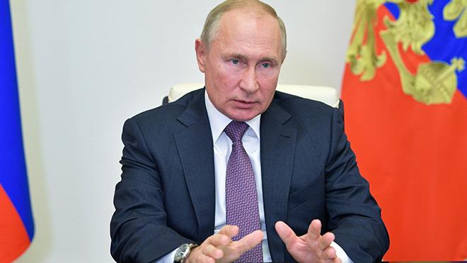 Tổng thống Nga ký ban hành luật thành lập chính phủ