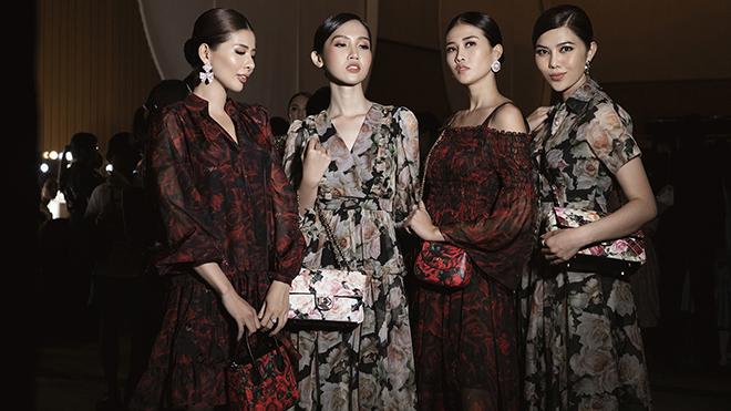 NTK Đỗ Mạnh Cườngkhởi động 5 xu hướng thời trang mới