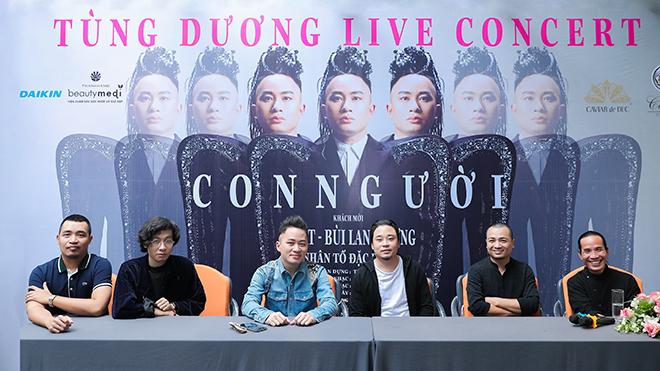 Ca sĩ Tùng Dương: 'Tôi chỉ là bản sao của chính mình'