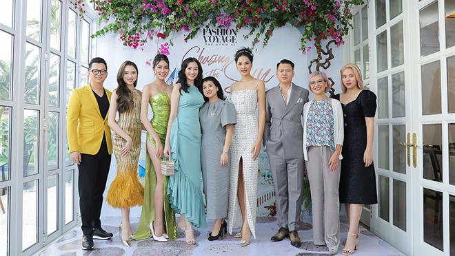 Đạo diễn Long Kan chọn 'Amalfi bên bờ Địa Trung Hải' làm sàncatwalkcủa Fashion Voyage