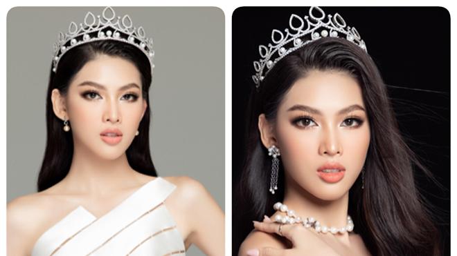Á hậu Ngọc Thảo mặc trang phục 'chất' dù vẫn phải cách ly chờ thi Miss Grand International