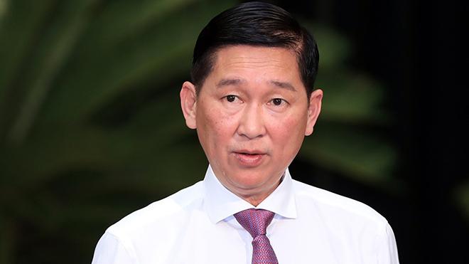 Đề nghị truy tố ông Trần Vĩnh Tuyến, nguyên Phó Chủ tịch UBND Thành phố Hồ Chí Minh