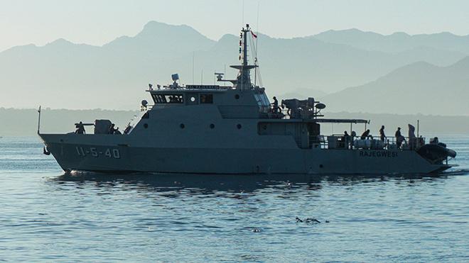 Quân đội Indonesia xác định tàu ngầm đã bị chìm