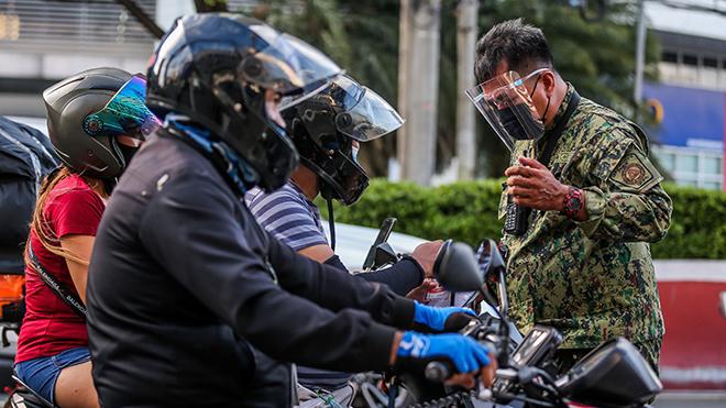 Dịch Covid-19 châu Á: Philippines ghi nhận số ca nhiễm 'kỷ lục'