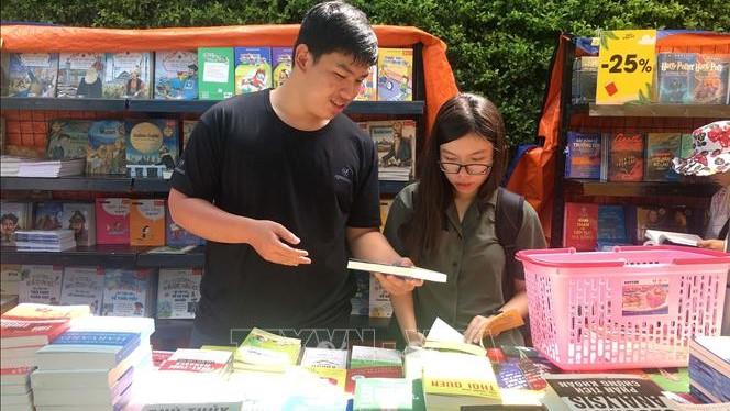 Hội sách thiếu nhi Thành phố Hồ Chí Minh 'Mở trang sách – Sáng tương lai'