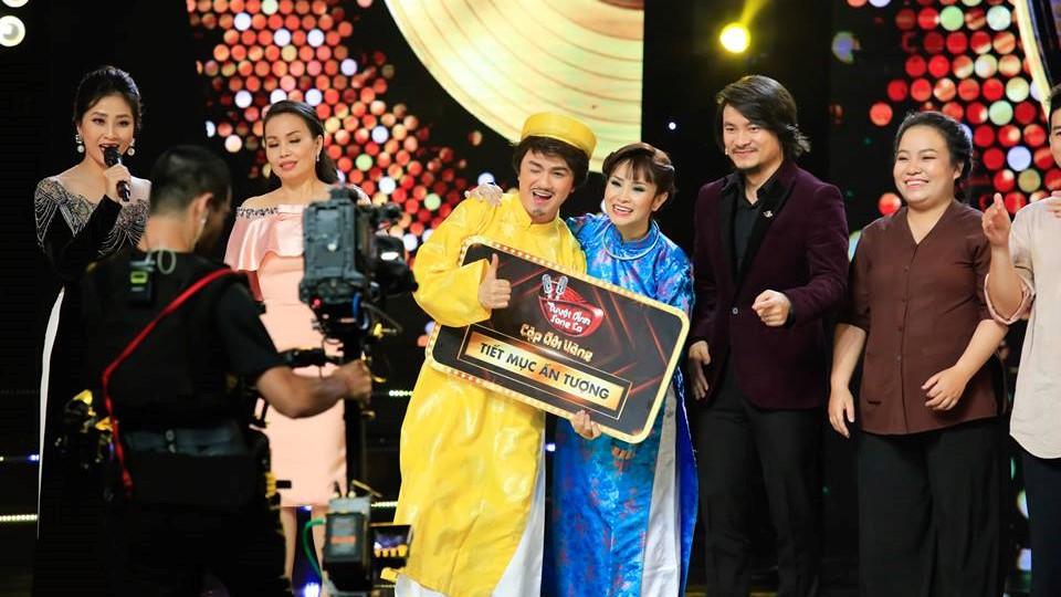 'Tuyệt đỉnh song ca – Cặp đôi vàng' tập 4: Khưu Huy Vũ – Sơn Ca dẫn đầu với điểm cao kỷ lục