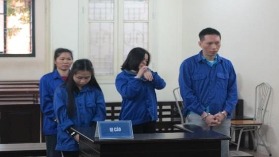Ba án tử hình cho đường dây vận chuyển ma túy qua đường hàng không