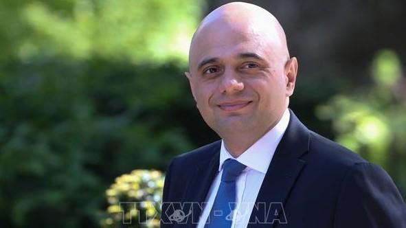 Bộ trưởng Nội vụ Anh gia nhập cuộc đua tranh cử chức Thủ tướng