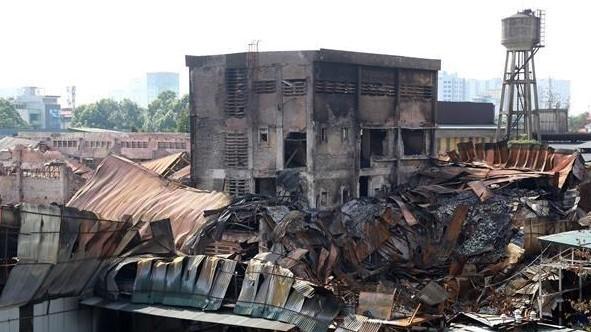 Bộ trưởng Trần Hồng Hà thông báo về môi trường vụ cháy công ty Rạng Đông đến các đối tác quốc tế