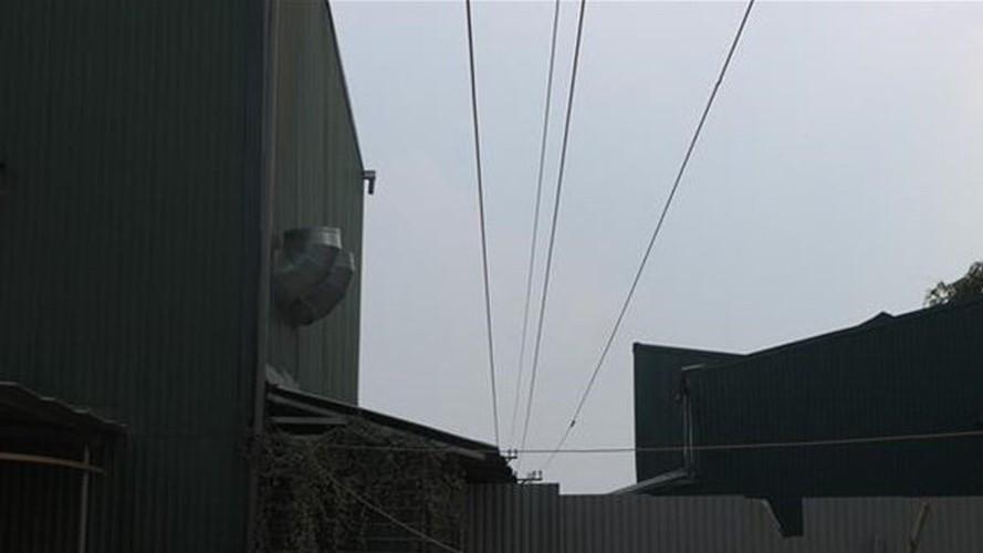 5 công nhân bị điện giật, 2 người chết, 3 người bị thương