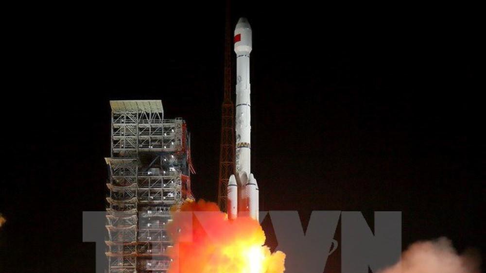 Trung Quốc phóng 2 vệ tinh định vị Bắc Đẩu 3
