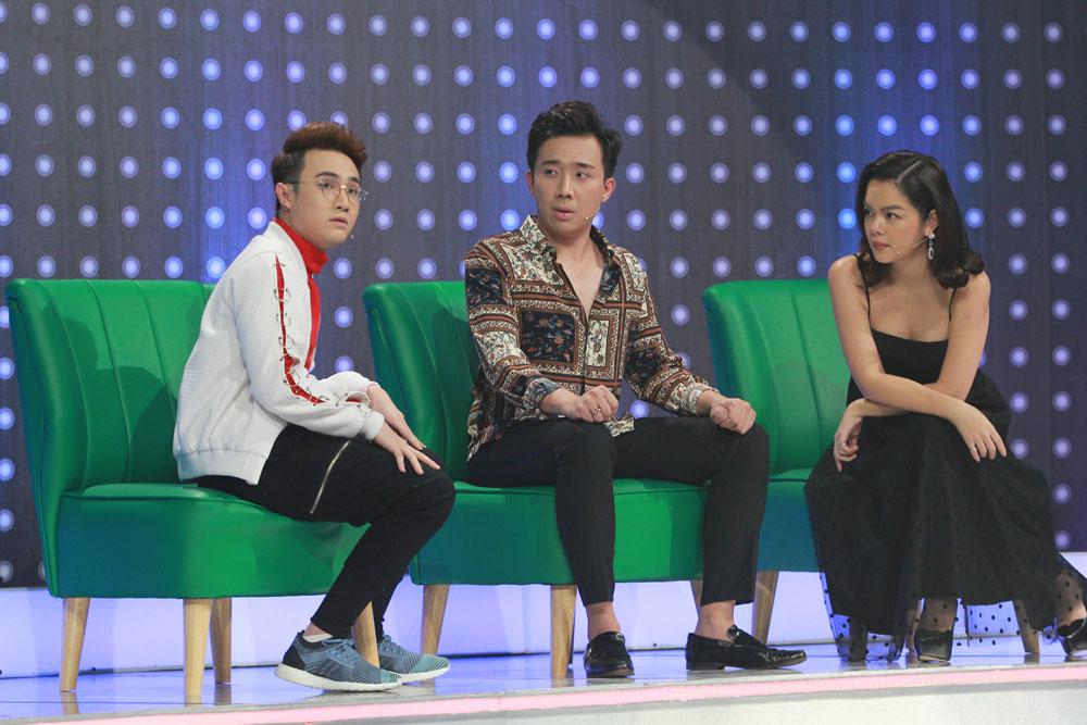 'Giọng ải giọng ai' tập 12: Lần đầu tham gia, Phạm Quỳnh Anh đã 'tổn thương sâu sắc' vì Trấn Thành
