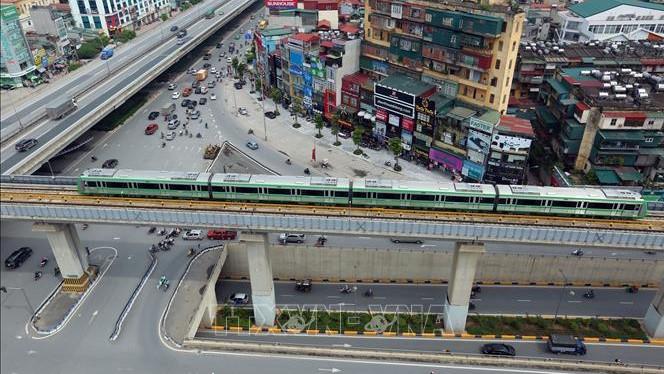Hoàn thiện hồ sơ về phương án thiết kế, thi công ga C9 thuộc Dự án đường sắt đô thị Hà Nội