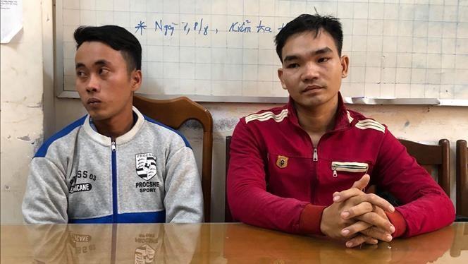 Liên quan đến vụ chống người thi hành công vụ khiến nhiều cán bộ bị thương: Thêm hai đối tượng ra đầu thú