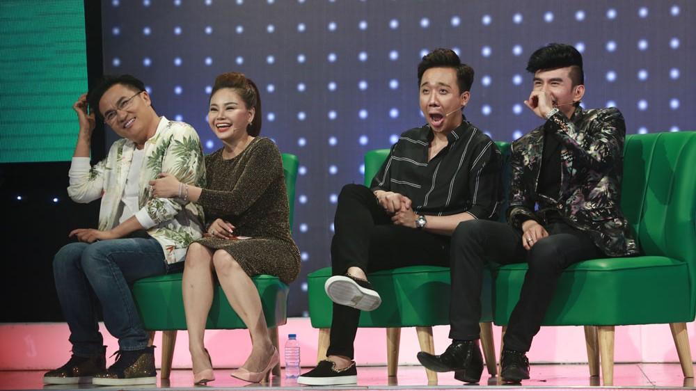 Xem 'Giọng ải giọng ai' tập 6: Mối con gái cho thí sinh điển trai, Lê Giang nhận kết đắng