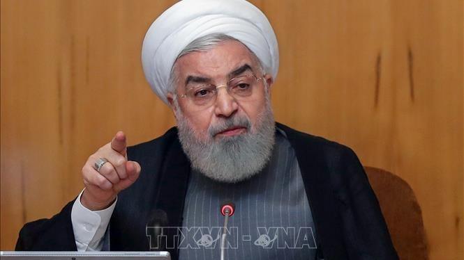 Iran tuyên bố chiến lược gây 'sức ép tối đa' của Mỹ đã thất bại