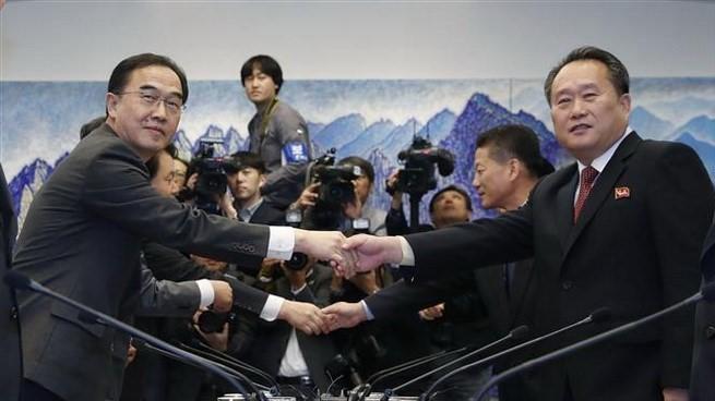 Các chính đảng Hàn Quốc phản ứng về kết quả hội đàm cấp cao liên Triều