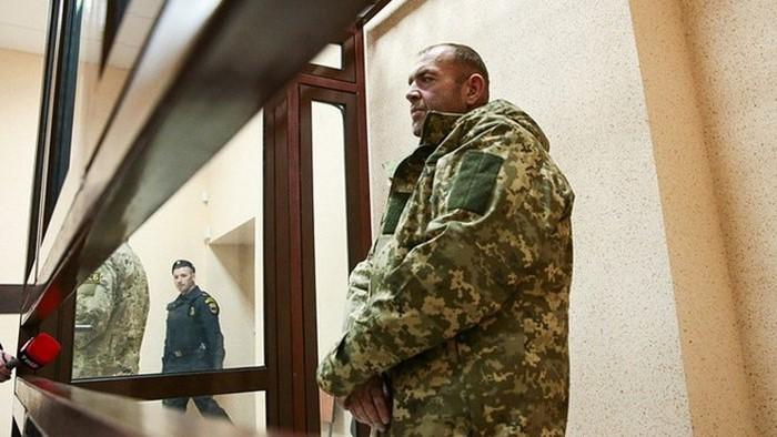 Các binh sỹ Ukraine bị cáo buộc xâm phạm biên giới Nga