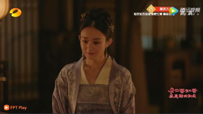 Cư dân mạng phấn khích trước diễn xuất của Triệu Lệ Dĩnh trong 'Minh Lan truyện'