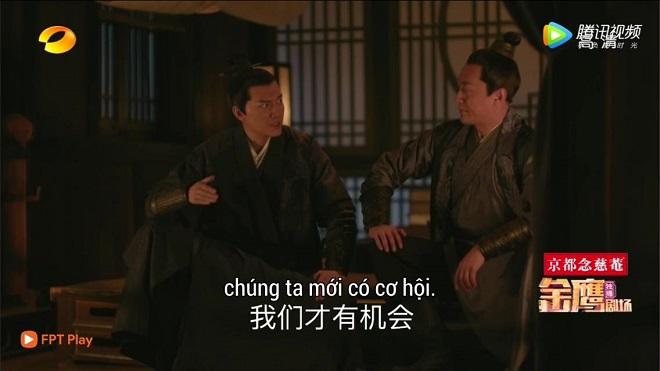 'Minh Lan truyện' tập 35, 36: Cố Đình Diệp phò tá tông thất, tranh giành ngôi vị trữ quân
